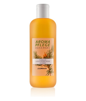 Tyrolean mountain pine aroma care shower gel 500 ml