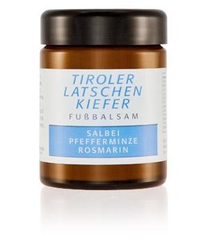 Tiroler Latschenkiefer Fußbalsam 100 ml