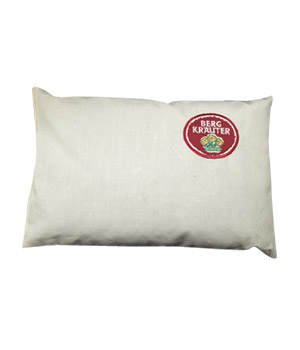 montain herb pillow 22x33 cm