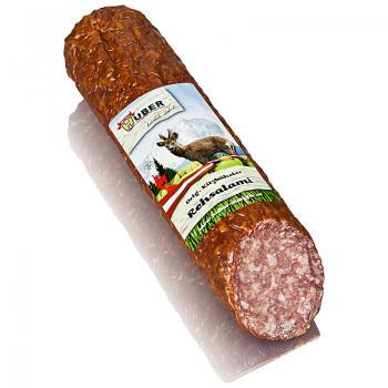 Original Kitzbüheler Rehsalami ca. 300 g