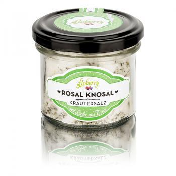 Rosalknosal Kräutersalz 100 g