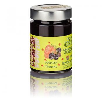 Wintertraum Mehrfruchtkonfitüre 200 g