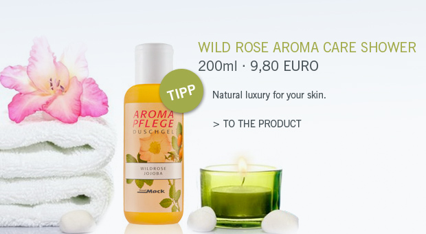 Slider Wild Rose Aroma Care Showergel